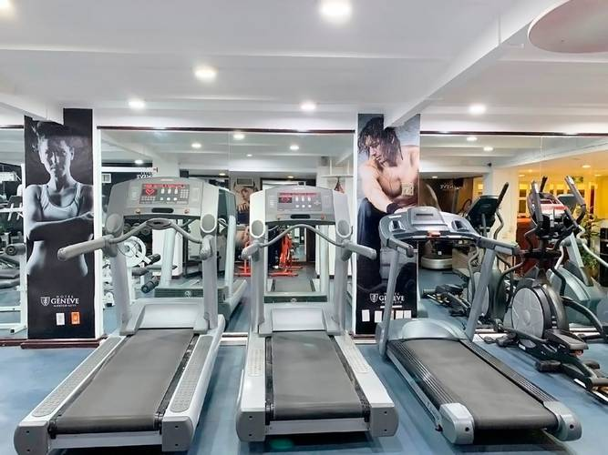 Gym geneve mexico city hotel