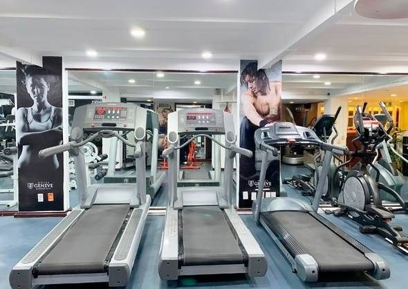 GYM & FITNESS CENTER Geneve Mexico City Hotel Mexico City