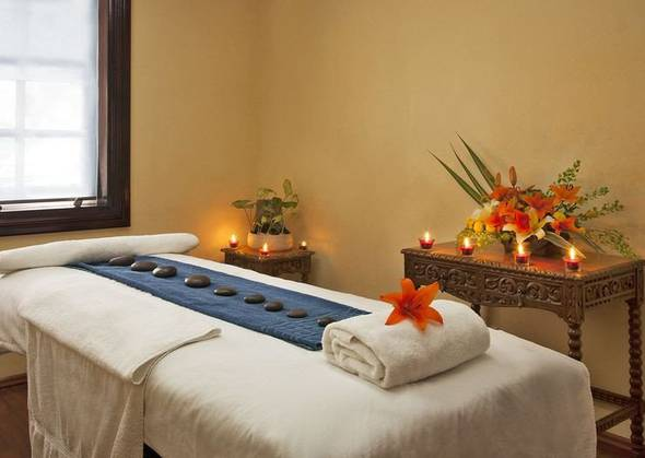 SPA Geneve Mexico City Hotel Mexico City