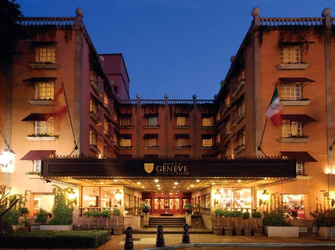 Hotel geneve cdmx hotel geneve mexico city ciudad de méxico